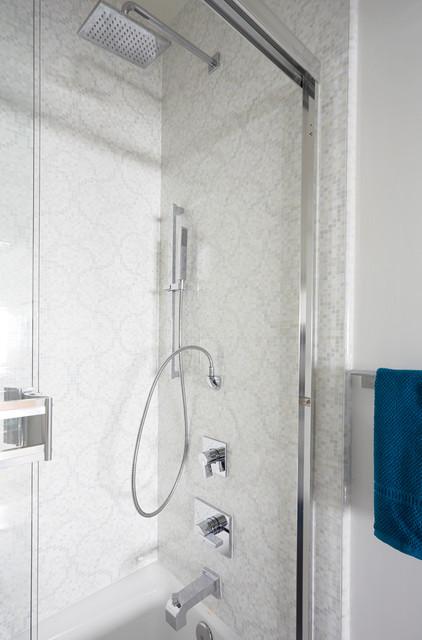 SAN CLEMENTE interiors modern-bathroom