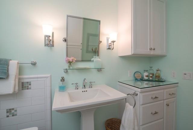 San diego bathrooms 2 traditional bathroom san diego for Bathroom remodel questions