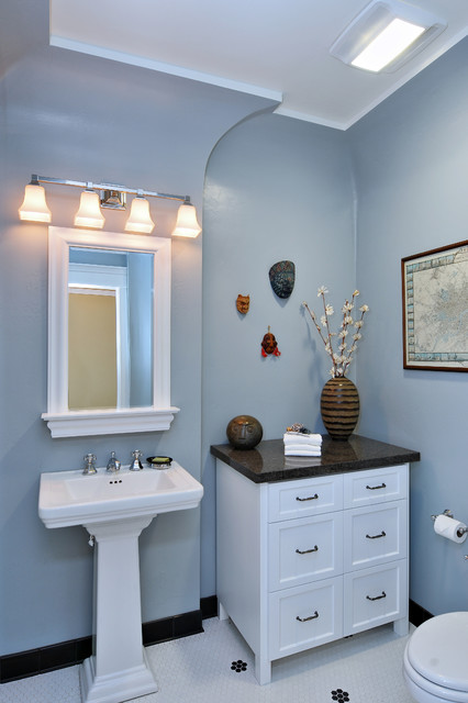 San Diego Bathroom Remodel Traditional Bathroom san