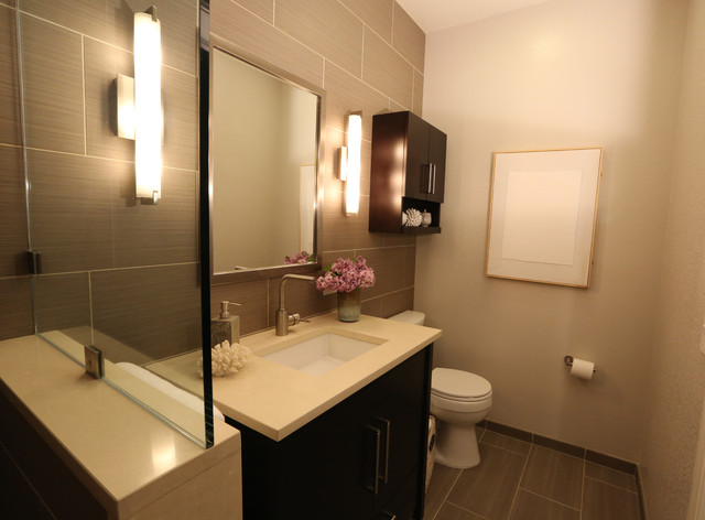 San Diego Bathroom Remodel contemporary-bathroom