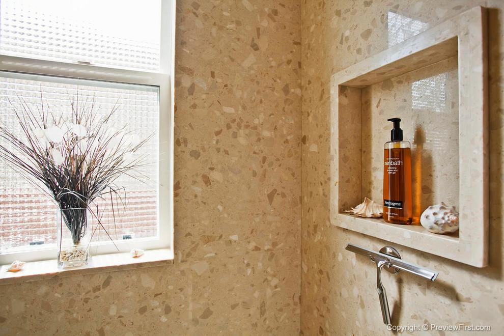 San Diego, California Bathroom Remodel - Contemporary ...
