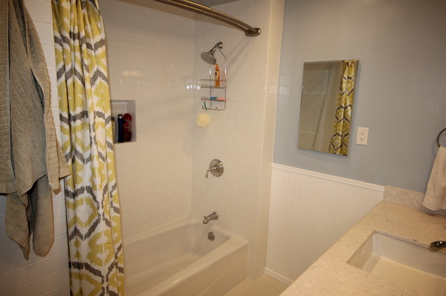 San diego college area bathroom remodel traditional for Bathroom remodelers in my area
