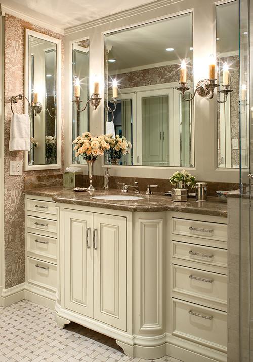 The granite gurus slab sunday emperador dark marble for Bathroom design san francisco