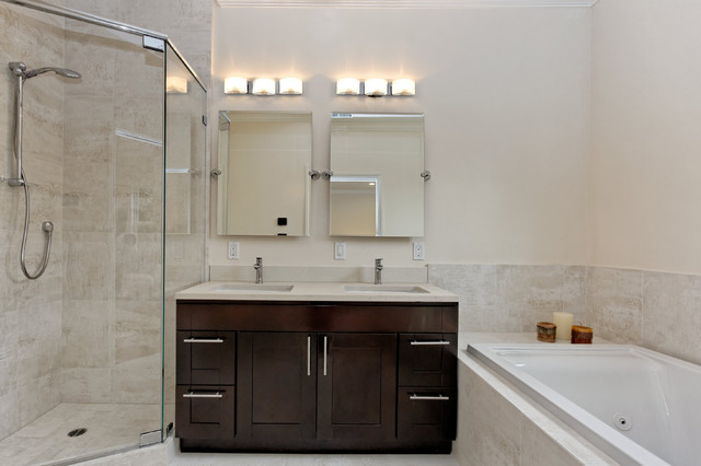 San francisco modern bathroom san francisco by for Accents salon chagrin falls