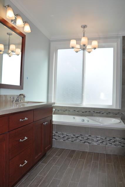 San Francisco - Funston contemporary-bathroom