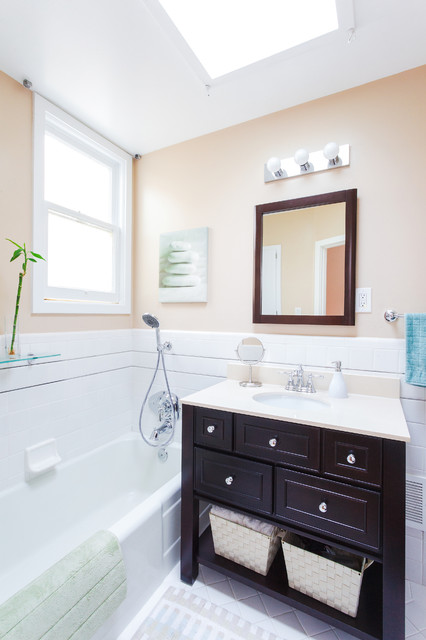 san francisco home transitional bathroom san