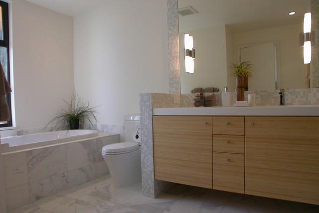 San Francisco Marina Modern contemporary-bathroom