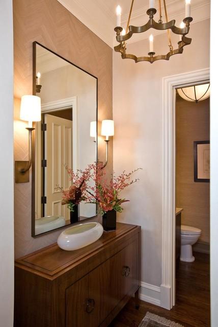 San francisco marina residence transitional bathroom for Bathroom design san francisco