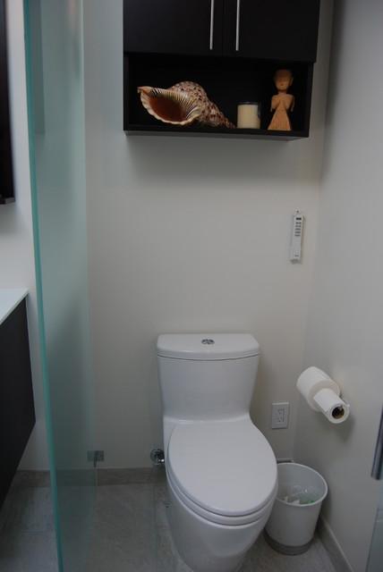 San Francisco Master Bath Remodel Contemporary Bathroom San