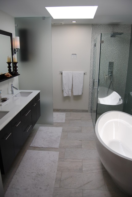 San Francisco Master Bath Remodel Contemporary Bathroom San Francisco By Matt Sanford Homes
