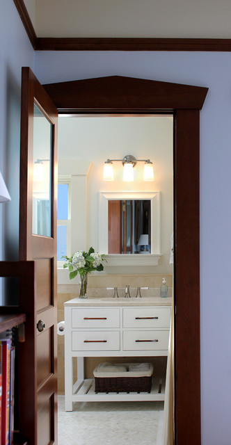 San Francisco Noe Valley Addition traditional-bathroom
