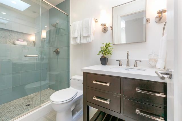 Original  San Francisco CA United States Custom RenovationRemodel Bath