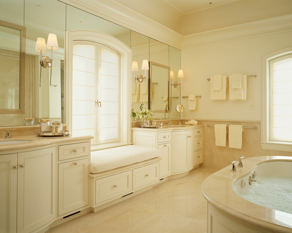 3 Surprising Details That Make a Bathroom Fancy