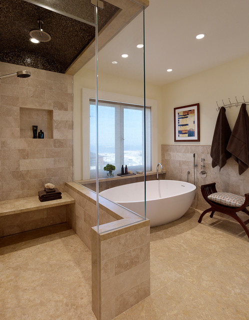 san francisco view home traditional bathroom san