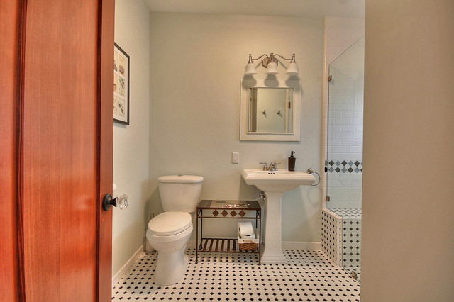 San Jose Bathroom Remodel Transitional Bathroom Other By Acton Construction Inc