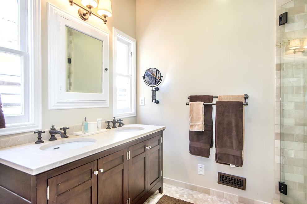 San Jose Bungalow Remodel - Traditional - Bathroom - San ...