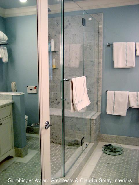 San Mateo residence contemporary-bathroom