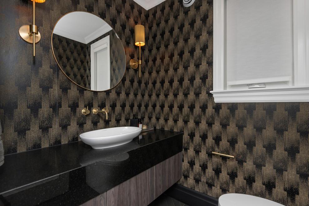 Sandy Hill Heritage Home - Contemporary - Bathroom ...