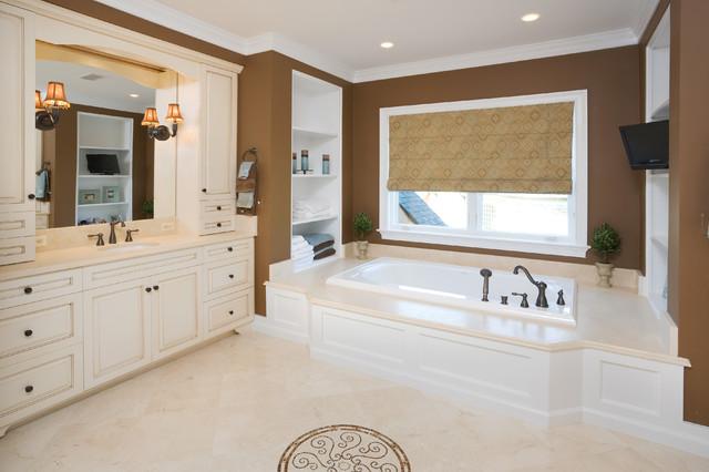 Sandy Spring Builders Bathroom traditional-bathroom