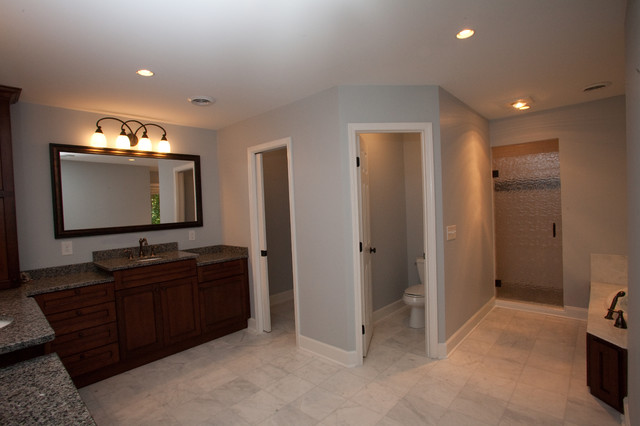 Sandy Springs Princeton Square traditional-bathroom
