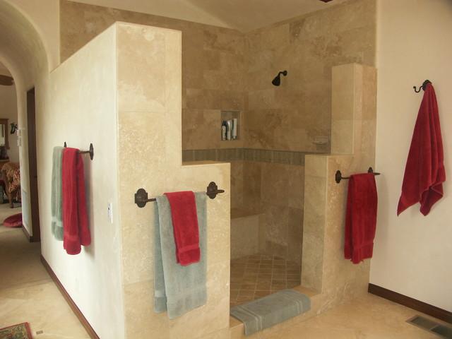 Santa Barbara Mesa Kitchen And Bath Remodel Mediterranean