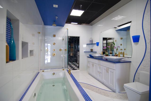Santorini Bath Rugs