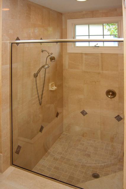 sarasota custom master vanity bathroom transitional