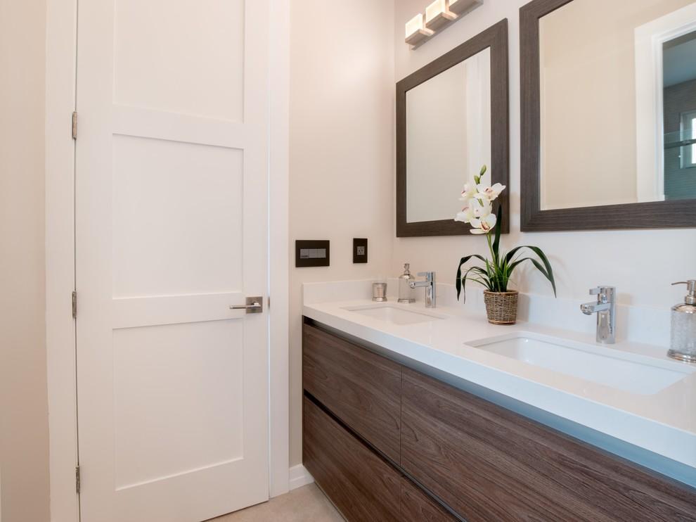 Saratoga - Modern - Bathroom - San Francisco - by Durabella