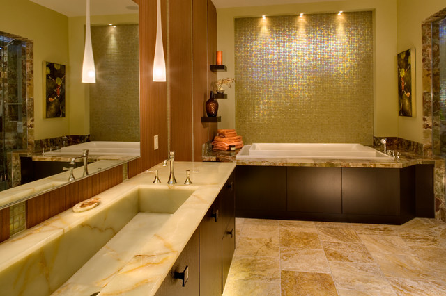 Sazama Design Build Remodel contemporary bathroom