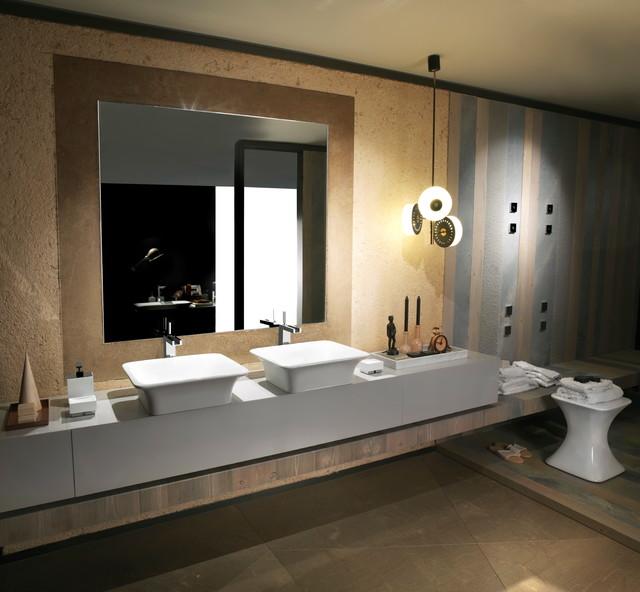 Scandinavian Bath Eclectic Bathroom Other By Gessi