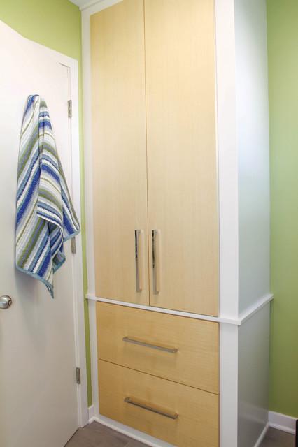 Scandinavian Modern modern-bathroom