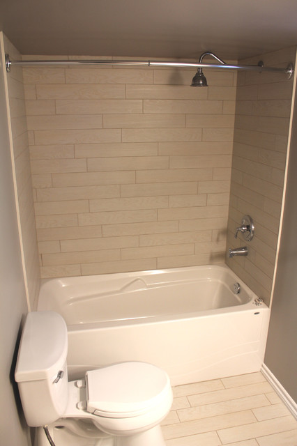 scarborough basement bathroom renovation traditional
