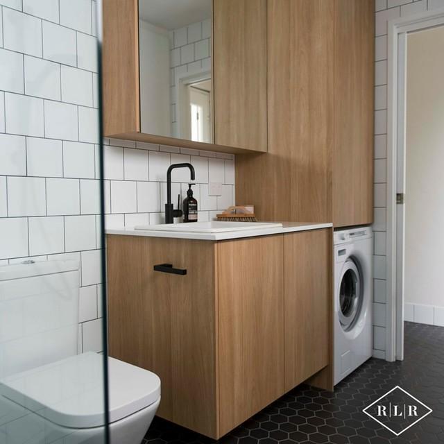 scarborough bathroom renovation scandinavian bathroom perth