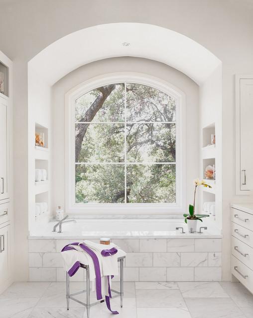 Scenic Drive Project contemporary-bathroom