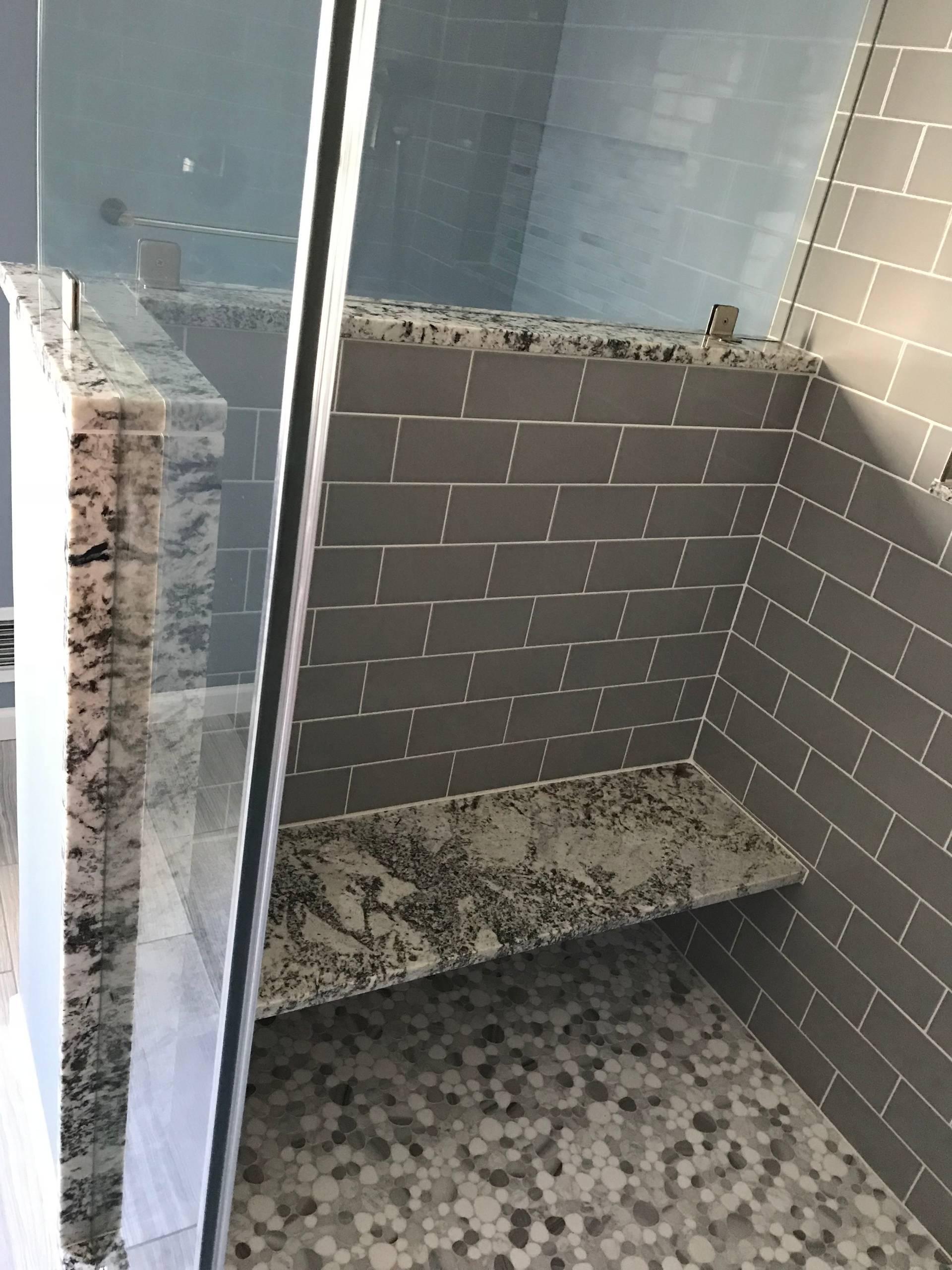 Scheel Hall Bath Remodel