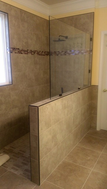 Schluter System Curbless Shower
