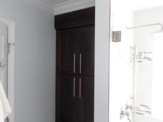 Schnackel First Floor Renovation modern-bathroom