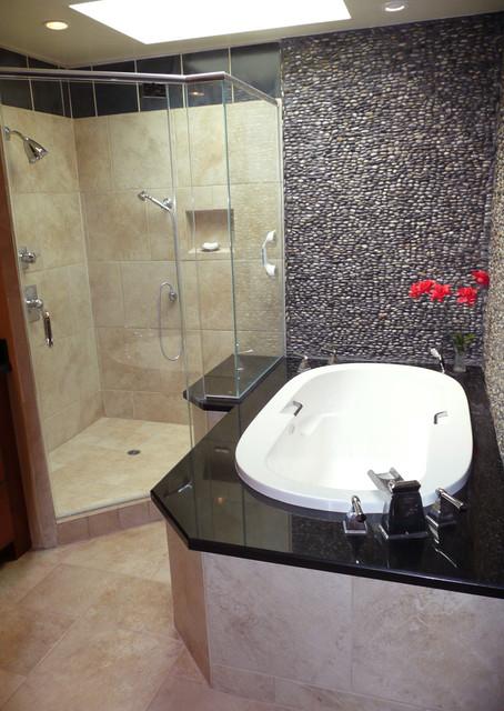 Schneider Torrance Master Bathroom Asian Bathroom