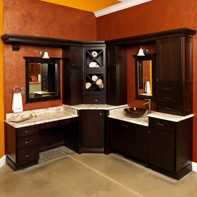 Kitchen And Bathroom Cabinetry And Remodeling Schrock