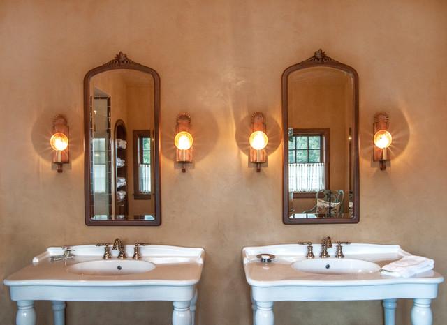 Sconces Traditional Bathroom Philadelphia By Copper Lantern Lighting