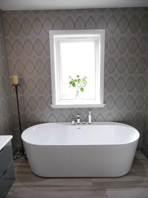 Scottish Luxury Bathroom Contemporary Bathroom