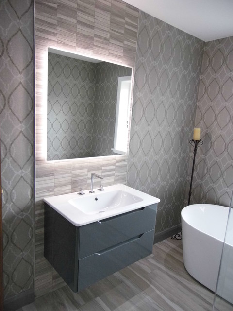 Scottish Luxury Bathroom Contemporary Bathroom Glasgow By Bagno Design Scotland