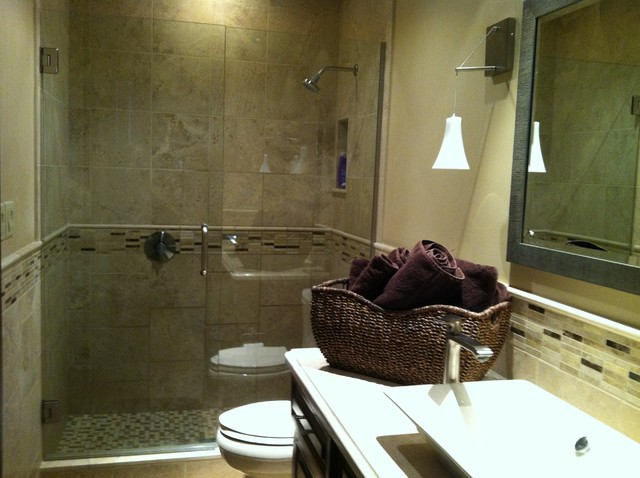 Scottsdale Traditional Bathroom Phoenix By Candent Design