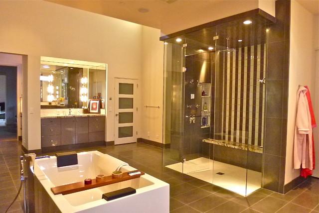 Scottsdale Contemporary contemporary-bathroom