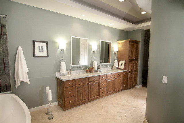 Scottsdale Master Bath Remodel Traditional Bathroom