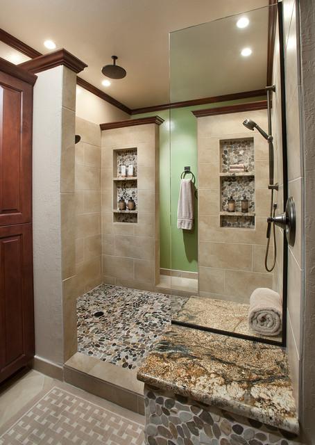 Scottsdale Master Bathroom Traditional Bathroom Phoenix By Holtzman Home Improvement Llc