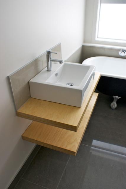 Scr Bathrooms Modern Bathroom Auckland By Scr