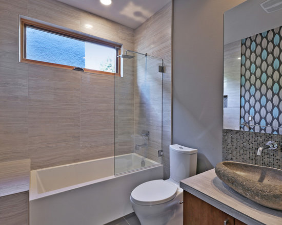 19 lowes wall panels Bathroom Design Photos with Tile Countertops, a ...