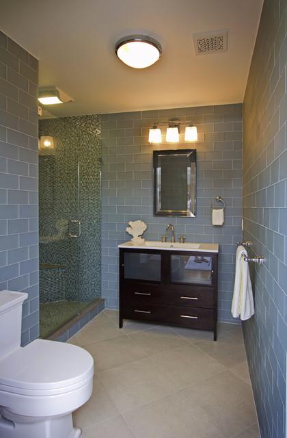 Sea Girt Shore Portfolio contemporary-bathroom