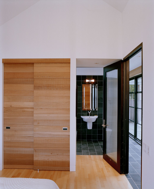 Sea Ranch Residence Contemporary Bathroom San
